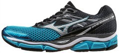 Scarpa Uomo Running Wave 5 Neutra A3 blu-grigio