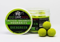 HookBaits Overgreen 16 mm confezione verde