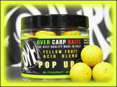Boilies Pop-Up 16 mm giallo