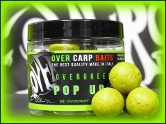 Pop-Up Overgreen 16 mm verde