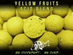 Boilies Yellow Fruit with Citric Acid 20 mm confezione