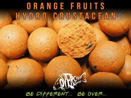 Boilies Orange Fruit 20 mm