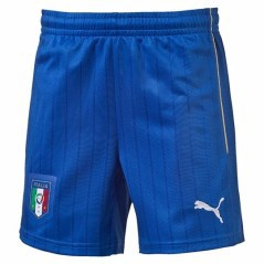Short Man Italy Home & Away euro 2016 white