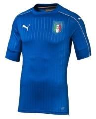 Maglia Home Italia europei 2016 blu