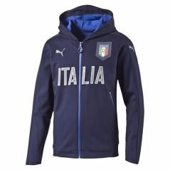 Felpa Uomo Italia blu