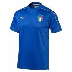 Maglia Uomo Italia Europei 2016 Replica blu
