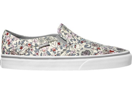 vans slip on donna fantasia