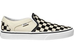 Shoes Asher Checkered Slip On