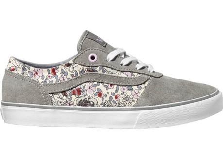 Shoes Milton Vintage Floral colore Grey Fantasy - Vans - SportIT.com c978d627302
