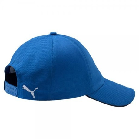 Cappello Italia Team Training blu