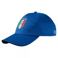 Cappello Italia Team Training blu