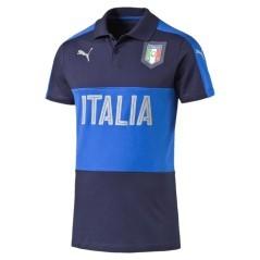 Polo Uomo Italia blu