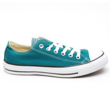 Scarpe Canvas Seasonal verde