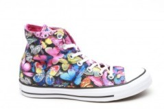 Scarpe Donna Canvas Graphics fantasia rosa