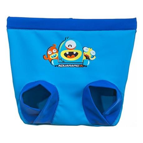 Costume contenitivo bambino colore blu aquarapid - Costume neonato piscina ...