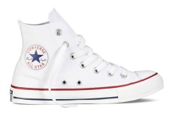Shoes Hi Canvas Core white