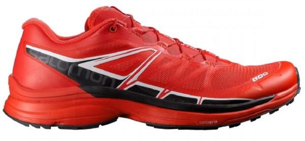 Lab Chaussures Chemin A5 S Colore Pour Trail Hommes Ailes Rouge PrYtr
