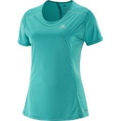 T-shirt donna Agile SS verde