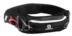 Cintura zaino Agile Belt  500 con borraccia nero fronte