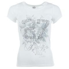 T-Shirt Donna Stampa bianco