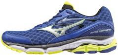 Scarpa Uomo Running Wave Inspire 12 Stabile A blu giallo