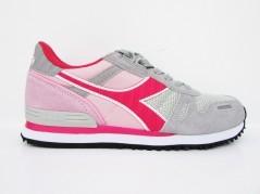 scarpa lato destro grigio rosa
