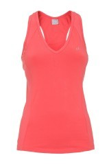 Tank top Damen Gym rosa