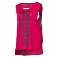 Canotta Donna Layer Tank rosa