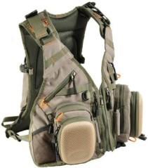 Gilet Vest Back Pack verde