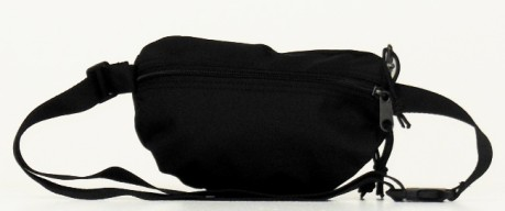 Pouch CT Easy Waistpack Poly Converse colore Black - All Star ... 4fd99dbbdf7ca