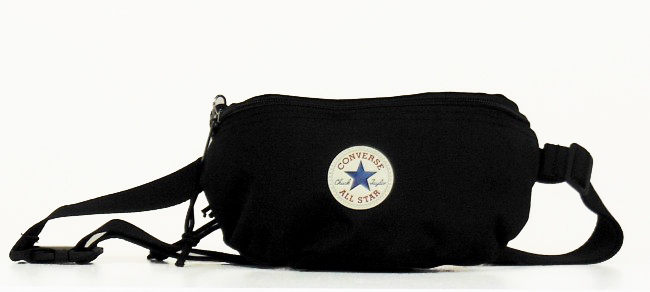 Pouch CT Easy Waistpack Poly Converse colore Black - All Star - SportIT.com fd3a6d1ca241d