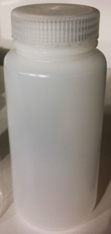Plastic Liquid Bottle 500 ml