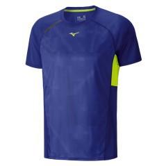 T-shirt Uomo Premium Originami blu