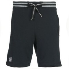 Bermuda Uomo Style Athletic Sweat nero