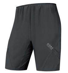 Pantaloncino Uomo Air 2 in 1 nero