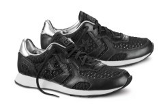 Shoes Auckland Racer OX Crochet black