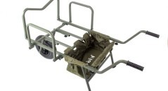 H-Gun Single Wheel Barrow