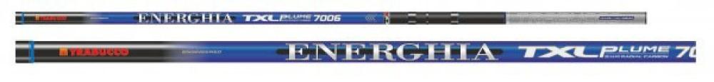 Canna Energhia TLX Plume 7 m Trabucco