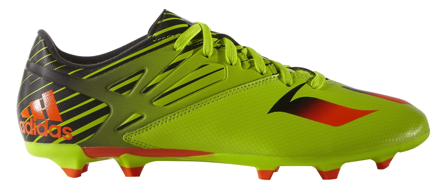 promo code fa41e 453e4 Zapatos de Fútbol Adidas Messi 15.3 FG AG colore amarillo negro - Adidas -  SportIT.com