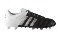 Scarpe Calcio Ace 15.2 FG/AG Leather nero bianco