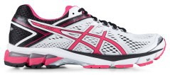 Scarpa Donna GT 1000 4 A4 Stabile bianco rosa