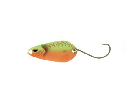 Artificiale Trout Spoon 2,5 g bianco