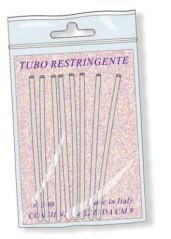 Tubo restringente nero 4,8 mm