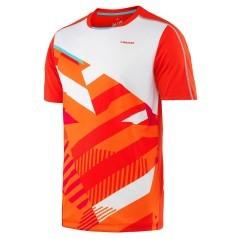 T-Shirt Bambino Vision arancio