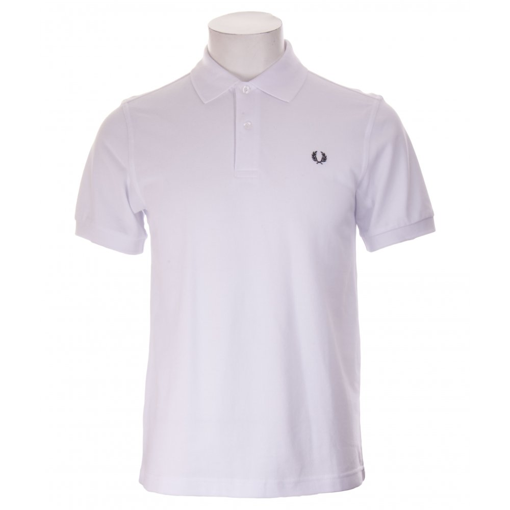 Skåp nödsituation extremister  Fred Perry Polo M3000 Mens Fred Perry Plain Polo Classic Fit NEW ...