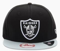 Cappello  NFL Oakland Raiders nero- grigio