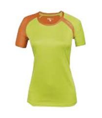 T-Shirt donna Meru verde