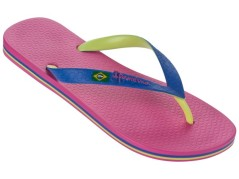 Infradito B Color blu-rosa