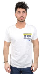 T-Shirt Uomo bianco