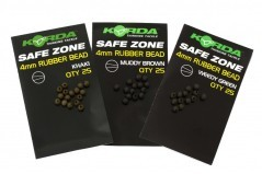 Safe Zone Rubber Bead 4 mm